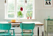 home // kitchen. / by Alyssa Krahn
