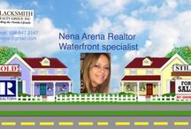 My Real Estate / Nena Arena Realtor Selling South Florida Blacksmith Realty Group Inc. / by ⭐️Nena⭐️ ⭐️Arena⭐️