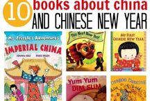Chinese New Year / Dragons, Pandas, Lucky Money / by Barbara Leyne