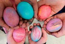 Easter / Hippity Hoppity Easter Activities / by Barbara Leyne