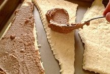 Life is uncertain.  Eat dessert first.  / by Gina Witt