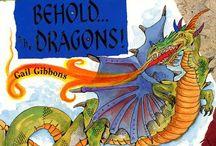 Dragons / The magic of dragons / by Barbara Leyne Designs