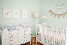 home // nursery. / by Alyssa Krahn