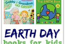 Earth Day / Mother Earth: Reduce, Reuse, Recycle / by Barbara Leyne Designs