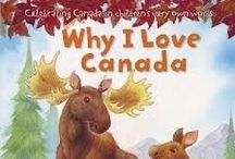 CANADA for Kids / Canada, eh! A collection of lessons for first grade students.