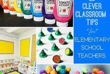 Classroom / Those handy dandy tips every teacher needs! / by Barbara Leyne