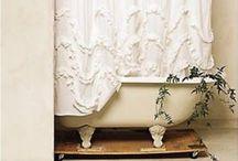 home // bathroom. / by Alyssa Krahn