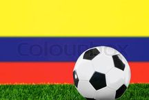 COLOMBIA / Colombian Flag / by ⭐️Nena⭐️ ⭐️Arena⭐️