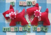 Scotties sewing projects