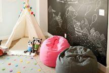 home // playroom. / by Alyssa Krahn