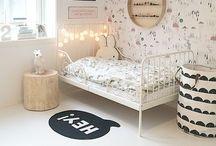 home // kids rooms. / by Alyssa Krahn
