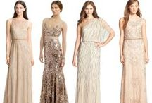 Metallic Gowns / by Moll