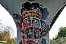 GRAF/TAT / by Travis Daniels