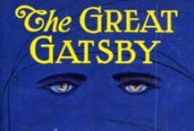 """The Great Gatsby / We're celebrating this American classic during our """"On the Same Page"""" program for 2015."""