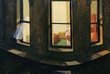 Edward Hopper / by Ira ZiZi