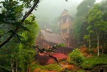 REAL PLACES THAT LOOK FANTASY