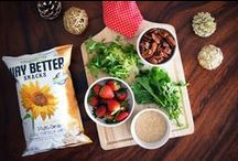 Dips & Delights / Holiday dips and delights to keep the whole family full and happy this entertaining season! / by Way Better Snacks