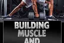 Fitness and Strength / Great books on fitness, exercise, and strength training by Human Kinetics.
