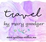 Travel / Oh, the places I'd love to go! www.goddess-within.me