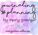 Journaling & Planning / My board for all things bullet journals, kawaii journals, and planners! www.goddess-within.me