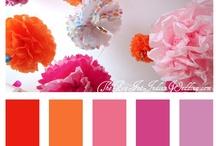 ispirazioni cromatiche / Colori e accostamenti di colori