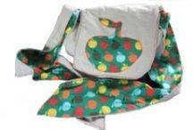 Babycadeaublik eigen merk / Van eigen merk: rompertjes en T-shirtjes, luiertassen, speenkoorden