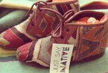natural shoes & bags / Natural fabric, materials bag