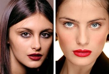 RED lipstick looks & latest trends / If it's red, it's hot. If it's hot it's RED Burlesque.
