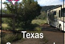 Texas Campgrounds / Texas is a great place to go camping with a lot of options to choose from. We have mountains, lakes, prairies, rivers, canyons, coast, forests... This board features campgrounds in Texas including Texas State Parks, National Parks, US Forest Service Parks, Corps of Engineer Parks, County parks. Check out these parks if you are an RVer, a tent camper or into hiking, biking, kayaking, geocaching, birding or other outdoor activities. #camping #goRVing #stateparks #nationalparks #campgrounds