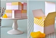 scatole e scatoline / by Lucia_Oggimisentocreativa