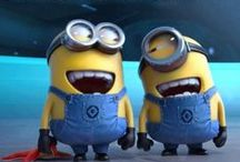 MINIONS MINIONS MINIONS / It's just what the title says, MINIONS, MINIONS and more MINIONS !!!!!! / by Pat Roberge 🌻