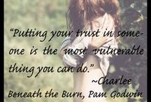Book Quotes / Quotes that touch our hearts from the books we love