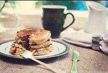 Breakfast / Break the fast.