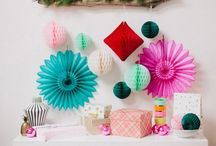 Children's parties / Beautiful ideas got kid's birthday parties