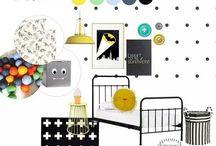 Design Boards / Design boards of gorgeous kids rooms