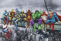 Marvel/Superheros / All kinds of heros