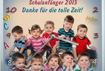 Abschied Kindergarten/Grundschule