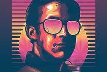 #80's Retro Futurism