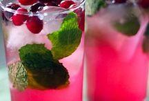 Alkoholisches / Liköre, Cocktails, Bowle & Co