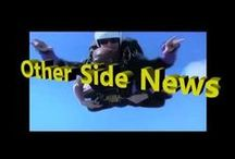 Geek Videos~OtherSide News / Geek Videos from Other Side News is a YouTube channel  with movie reviews & news, video game news & reviews. Also discussing entertainment, rumors & so much more.