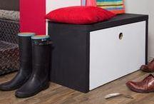 DIY Mobilier / Des idées de meubles à fabriquer soi-même