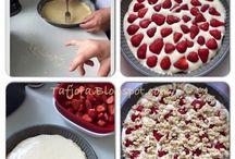 Kuchen Tartes und Torten / Backen