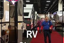 RV Shows / RV Shows are a fun way to see the latest and greatest motorhomes, fifth wheels, travel trailers and truck campers. This board focuses on upcoming RV Shows in Texas and the United States, as well as tips for getting the most out of your visit to an RV Show. #rvshow #rvshows #gorving #rvlife #buyinganrv #rv #motorhome #traveltrailer #fifthwheel #truckcamper #camper #campervan