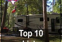 Top 10 Lists / Top 10 Places to Go, Things to Do, Tips... This board is all about Top 10 Lists to help you plan your RV travels. #top10 #topten #gorving #rvlife #travel #roadtrip #placestogo #thingstosee #howto