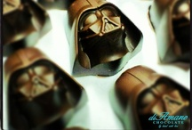 Fun Chocolate Shapes / diAmano Chocolate in Atlanta can make hundreds of custom shapes for any occasion!