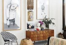 HOME DECOR / Ideas, tips and good pictures. All kind of inspirations to create your home decor with syle.