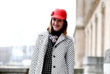 STREET FASHION / moda na ulicach