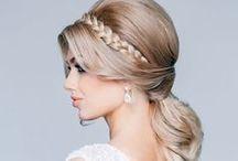 Wedding Hair - Brides / by crazyforus