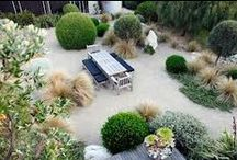 Landscape Architecture | Outdoor Inspiration | Garden Ideas | / Outdoor inspiration, textures, materials, outdoor furniture and landscape design ideas for your home.