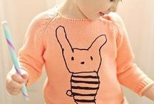 KID STYLE / Inspirations and pretty clothes for kids only!